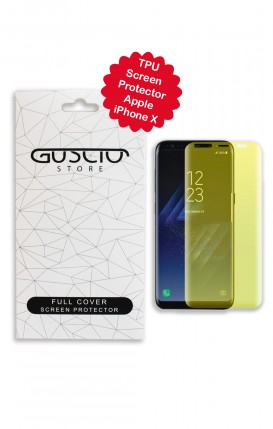 TPU Screen Protector iPhoneX/XS - Neutro