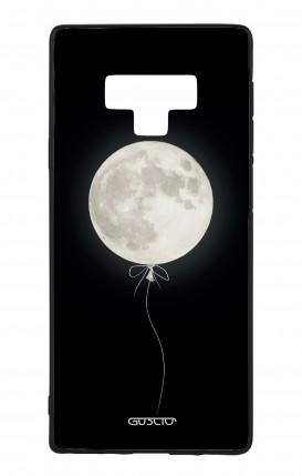 Cover Bicomponente Samsung Note 9 WHT - Palloncino lunare