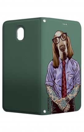 Cover STAND Samsung J5 2017 CStyle - Italian Hound