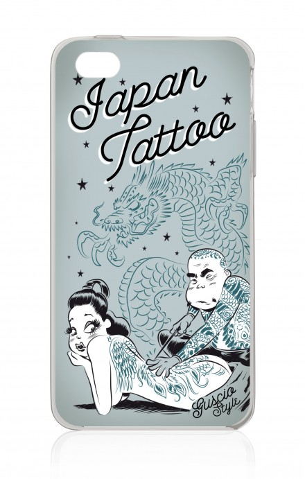 Cover Apple iPhone 4/4S - Japan Tattoo