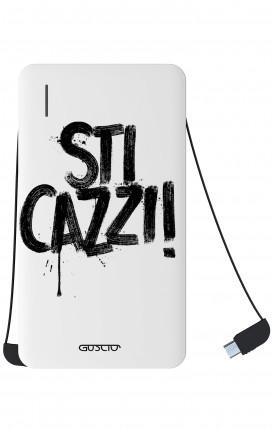 Power Bank 5000mAh Type-C+Android - STI CAZZI 2