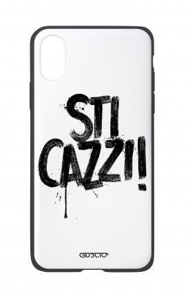Cover Bicomponente Apple iPhone XR - STI CAZZI 2