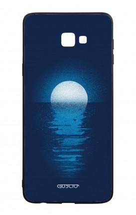 Cover Bicomponente Samsung J4 Plus - Luna e Riflesso