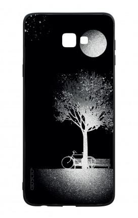 Cover Bicomponente Samsung J4 Plus - Luna e Albero