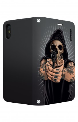 Cover STAND Apple iphone XR - Mani in alto