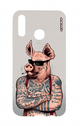 Cover Huawei P30 Lite - Hate BBQ