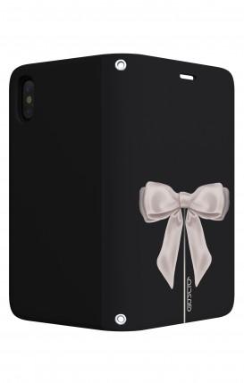 Cover STAND Apple iphone XS MAX - Fiocco di raso