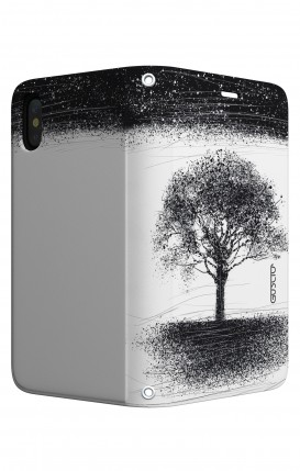 Case STAND Apple iphone XS MAX - INK Tree