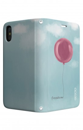 Case STAND Apple iphone XS MAX - Freedom Ballon