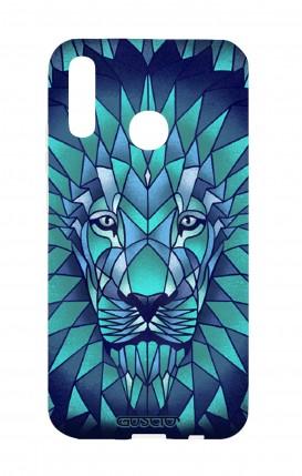 Cover Huawei P30 Lite - leone prismatico