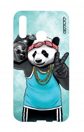 Cover Huawei P30 Lite - Panda anni '80