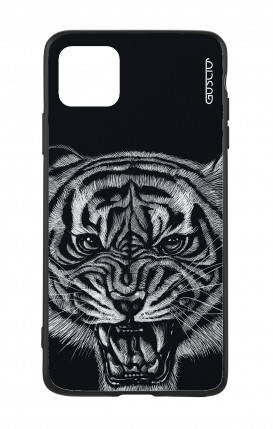 Cover Bicomponente Apple iPhone 11 - Tigre nera