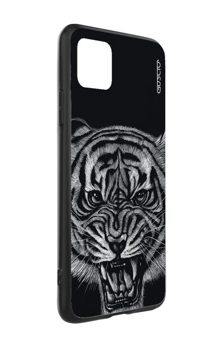 Apple iPhone 11 Two-Component Cover - Black Tiger