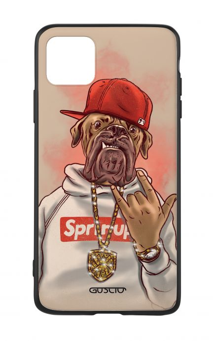 Apple iPhone 11 Two-Component Cover - Rap Dog