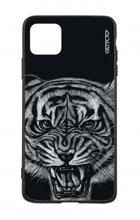 Cover Bicomponente Apple iPhone 11 PRO - Tigre nera