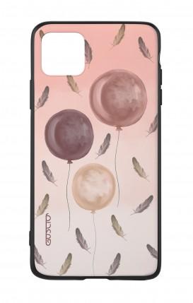 Cover Bicomponente Apple iPhone 11 PRO - 3 Palloncini rosa
