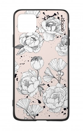 Cover Bicomponente Apple iPhone 11 PRO - Peonie
