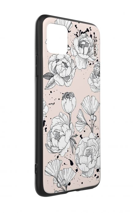 Apple iPhone 11 PRO Two-Component Cover - Peonias
