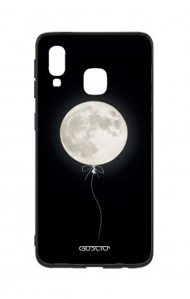 Cover Bicomponente Samsung A40 - Palloncino lunare