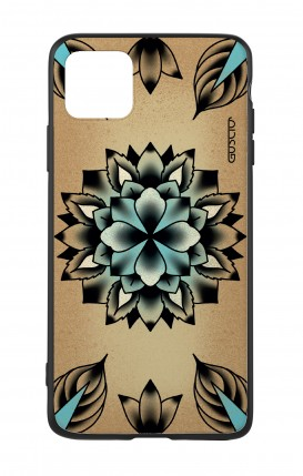 Apple iPhone 11 PRO Two-Component Cover - Old school Tattoo decoro