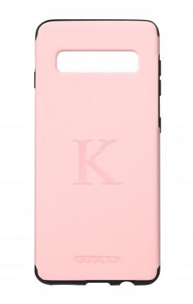 Case Skin Feeling Samsung S10Plus PNK - Glossy_K