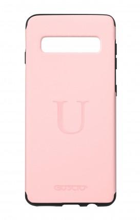 Case Skin Feeling Samsung S10Plus PNK - Glossy_U