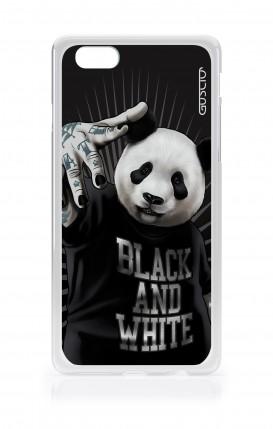 Cover Asus Zenfone4 Max ZC520KL - B&W Panda