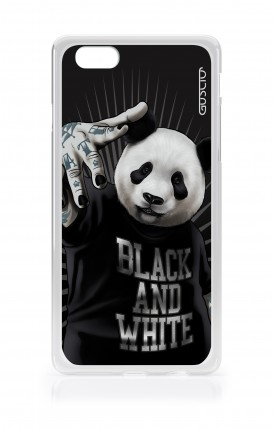 Cover TPU TRS Asus Zenfone4 Max ZC520KL - Panda rap