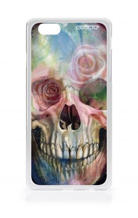 Apple iPhone 6/6s - Rose Skull Zoom