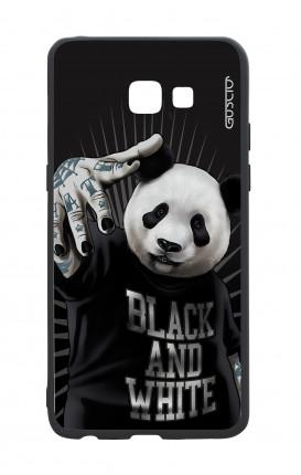 Cover Bicomponente Samsung A5 2017 - Panda rap
