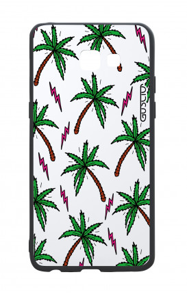 Samsung A5 2017 White Two-Component Cover - Palms & Thunder