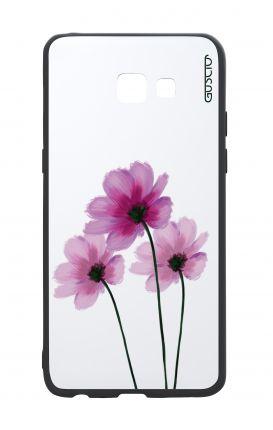 Cover Bicomponente Samsung A5 2017 - Fiori su bianco