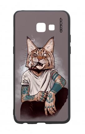 Cover Bicomponente Samsung A5 2017 - Lince Tattoo