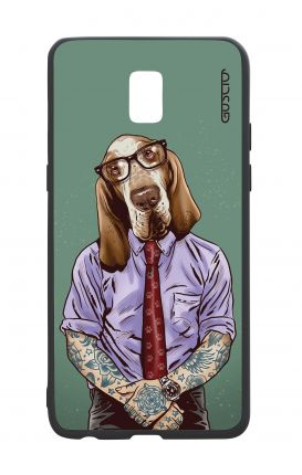 Samsung J5 2017 White Two-Component Cover - Italian Hound