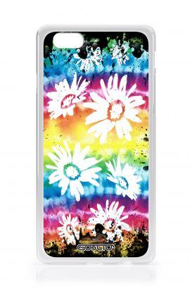 Cover Apple iPhone 6/6s - Fiori Tye & dye