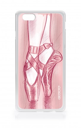 Cover Asus Zenfone4 Max ZC520KL - Ballet Slippers