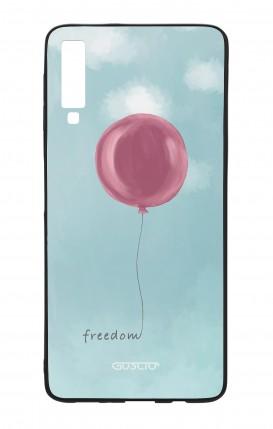 Cover Bicomponente Samsung A50 - palloncino della libertà