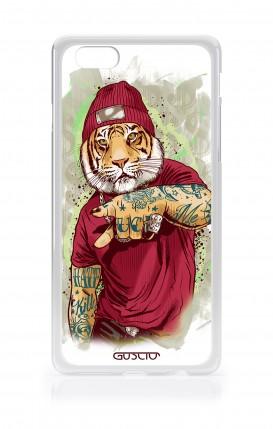 Cover Asus Zenfone4 Max ZC520KL - WHT Hip Hop Tiger