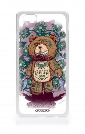 Cover Asus Zenfone4 Max ZC520KL - WHT Killin' Teddy