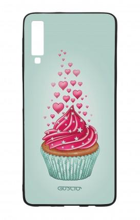 Cover Bicomponente Samsung A70 - Dolcetto innamorato