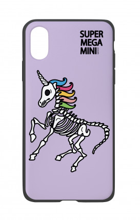 Apple iPhone X White Two-Component Cover - Unicorn