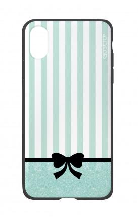 Cover Bicomponente Apple iPhone X/XS  - Tiffany Romantico