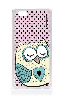 Apple iPhone 6/6s - Sleepy Owl Pois