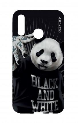 Case HUAUEI Y6/Y6PRIME/Y6PRO 2019 - B&W Panda