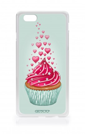 Cover Asus Zenfone4 Max ZC520KL - Cupcake in Love