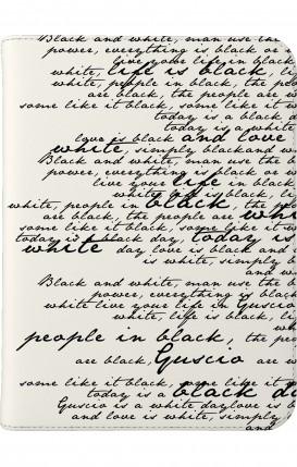 """Case UNV TABLET 9-10"""" - B&W Letter"""