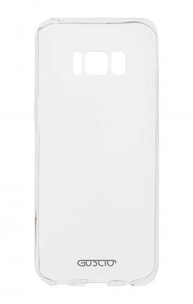 Cover Crystal Samsung S8 - Logo