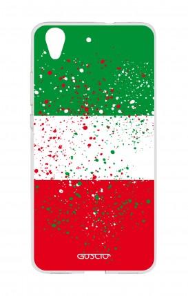 Cover Huawei Y6II - Bandiera italiana