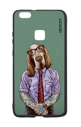 Huawei P10Lite White Two-Component Cover - Italian Hound