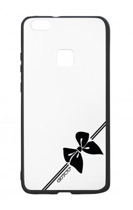 Cover Bicomponente Huawei P10Lite - Fiocco angolare